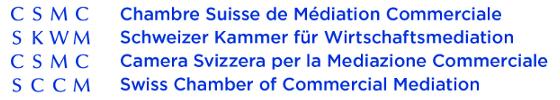 Membre de la CSMC - La CSMC constitue la plate-forme suisse et une référence dans le domaine de la médiation commerciale. Depuis 1997.