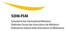 Membre de la FSM - La FSM promeut la médiation et entend contribuer dans une mesure décisive à l'établissement d'une culture de gestion des conflits qui soit constructive et axée sur la coopération. Depuis 2016.
